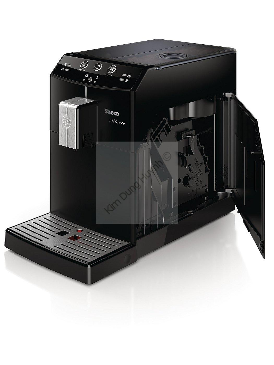 philips saeco hd8760 01 minuto pure kaffeevollautomat. Black Bedroom Furniture Sets. Home Design Ideas